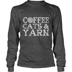 Men S Coffee Cats And Yarn T Shirt Gift For Knitting Lovers 3xl Slate CsbdDT #gift #ideas #Popular #Everything #Videos #Shop #Animals #pets #Architecture #Art #Cars #motorcycles #Celebrities #DIY #crafts #Design #Education #Entertainment #Food #drink #Gardening #Geek #Hair #beauty #Health #fitness #History #Holidays #events #Home decor #Humor #Illustrations #posters #Kids #parenting #Men #Outdoors #Photography #Products #Quotes #Science #nature #Sports #Tattoos #Technology #Travel #Weddings…