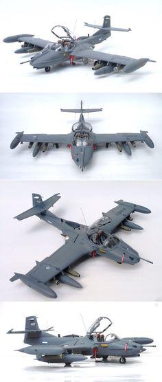 1/48 Airfix Hawk CT-155 Gallery Article by Darius Aibara http://www.arcair.com/Gal2/1801-1900/Gal1892-CT-155-Aibara/00.shtm