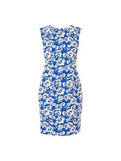 Lyda Fitted Jacquard Dress