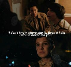 Mike And Eleven