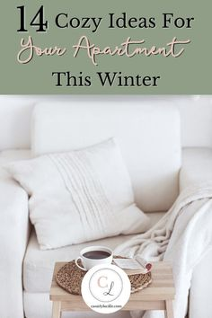 Hey, you! This is the ultimate list of cozy winter essential. Check out all of my recommendations to make your home or apartment the perfect winter getaway! Good luck!