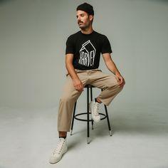 f676af0f388 Harvey Milk T-Shirt - Black - T-Shirts - Revel   Riot Online Store