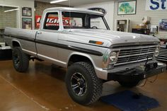 1969 Ford F260 by Street Rods by Auto Art in Phoenix AZ . Click to view more photos and mod info.