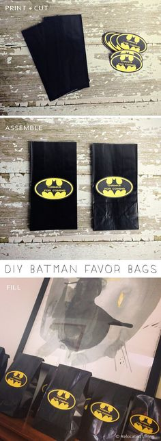 These 21 Batman Birthday Party Ideas for Kids will easily make your child's birthday celebrations go with a bang this year. Using craft & simple decor tips.