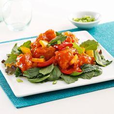 Poulet General Tao, Bruschetta, Chicken Recipes, Cooking, Ethnic Recipes, Magazines, Copyright, Tempura, Photos