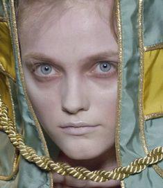 vlada roslyakova christian dior dior Vlada Roslyakova, The Birth Of Venus, Italian Artist, John Galliano, Painting, Christian Dior, Haute Couture, Painting Art, Paintings