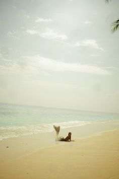 Ya know... Just me chilling on the beach.