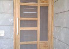 Homemade door design is or your luxury houses, you can choose fancy entrance doors prepared with glass grills or different framing. Door Design Photos, Home Door Design, Front Door Design Wood, Wood Design, Glass Panel Door, Glass Panels, Yui, Wooden Doors, Wood Work