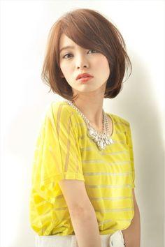 【MINX】おとなかわいいボブの決定版!新垣結衣さん風CM女優ボブ