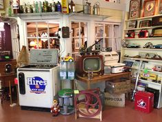 ANTIQUES MALL | AUTO MUSEUM Hires Root Beer, Pepsi Cola, Mall, Museum, Antiques, Antiquities, Antique, Museums, Old Stuff