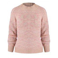 OMG Mixcolor Sweater #shoes #fashions