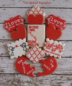http://www.etsy.com/listing/174953406/anniversary-cookie-dozen