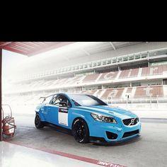 WTCC Debut For Polestar Racing's Volvo C30 DRIVe in Brazil