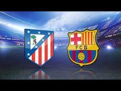 Atlético Madrid v Barcelona http://youtu.be/t8m3Xoifp2Q