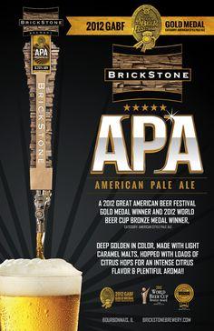 Join us for Brickstone Brewery night at BIG Bar this October!