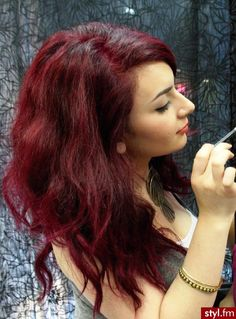 Manic Panic Raven And Infra Red Hair Dye Love Pinterest Coloring