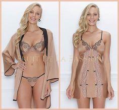 Fruit de La Passion Luxury lingerie.  @LingerieFruit