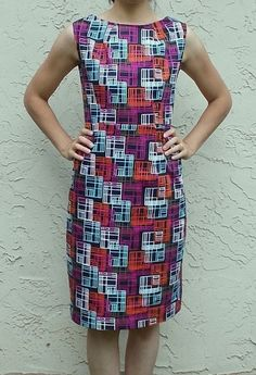 FREE SEWING PATTERNS AND TUTORIALS | On the Cutting Floor - Pam dress pattern and tutorial (size 4 to 22)