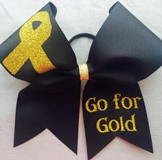 "www.bringitbows.com  September is Pediatric Cancer Awareness Month.  Click on Shop Now to purchase ""The Elijah Bow!"" 50% of the sales of this bow will be donated to Elijah's family!! Elijah is undergoing a new treatment and can really use our prayers. Please visit his Facebook page Team Elijah to keep up with him. He is a sweet little boy with a loving family ❤❤❤"
