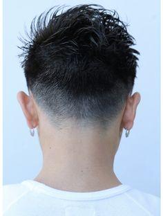 ビジネススタイル対応。刈り上げワイルドスタイル:L062969836|キヨイ(kiyoi)のヘアカタログ|ホットペッパービューティー Hairstyles, Haircuts, Hairdos, Hair Makeup, Hair Cuts, Hair Styles, Hairstyle, Haircut Styles