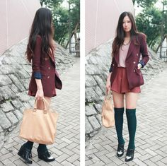 Nostalgic (by Mayo Wo) http://lookbook.nu/look/1267222-nostalgic