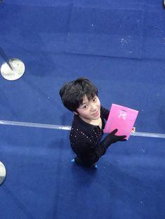 Shoma Uno(JAPAN) : Four Continents Figure Skating Championships 2015 可愛い!!!
