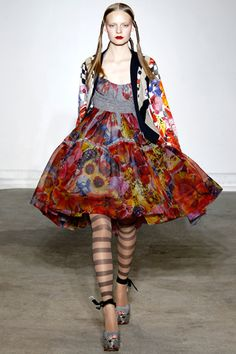 Wunderkind Spring 2011 - I think that it compliments Lori Sandstedt's Opium Den collection.