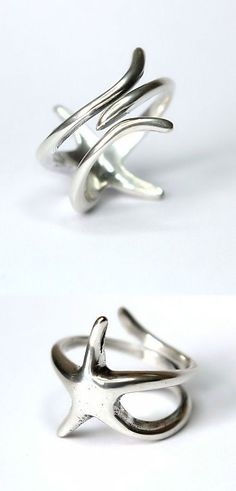 Starfish Ring ♥