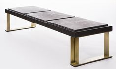 Furniture collection designed by Sydney designer Brendan Wong Coffee Table Desk, Modern Coffee Tables, Dining Table, Patio Furniture Cushions, Table Furniture, Custom Furniture, Furniture Design, Living Room Bench, Sydney