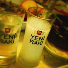 Legendary... Turkish Raki!!