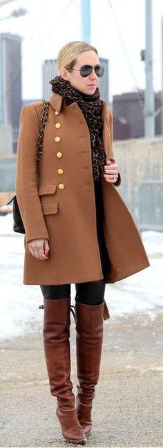 Keepin' Warm Brooklyn Blonde