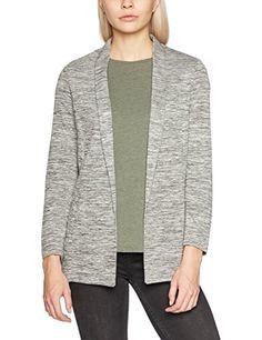 75ab32240c New Look Women s Marl Ponte Jacket  Amazon.co.uk  Clothing