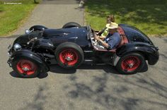 Roadster Chassis Num: 3067