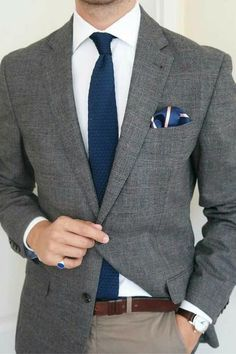 How to wear suits for men, Suit combinations #mens #fashion #style