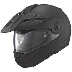 Schuberth E1 Adventure Helmet - @RevZilla