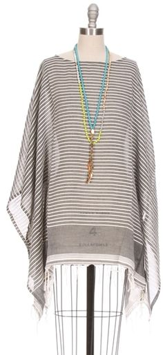 Kima Short Caftan on shopstyle.com