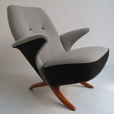 theo ruth artifort pinguin chair