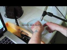 Diego Stocco - Duet for Leaves and Turntable - YouTube