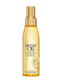 Best of Beauty 2015 Winner — The best oil for thick hair: L'Oreal Professionnel Mythic Oil Nourishing Oil | allure.com