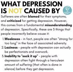 Mental Illness Awareness, Mental Health Illnesses, Depression Awareness, Mental And Emotional Health, Mental Health Matters, Mental Health Quotes, Health Anxiety, Anxiety Help, Mental Health
