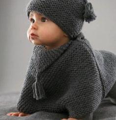poncho too cute
