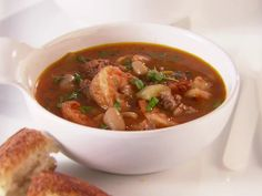 Shrimp and Sausage Cioppino Recipe : Giada De Laurentiis : Food Network - FoodNetwork.com