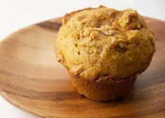 These muffins are easy, delicious, gluten-free and Paleo