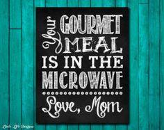 Funny Kitchen Sign. Kitchen Decor. Kitchen Wall Art. Kitchen Wall Decor. Kitchen Sayings. Cute Kitchen Decor. Funny Kitchen Art. Home Decor.