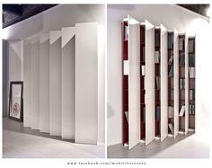 Mobilificio Corò propone la splendida libreria modulare Aleph di Jesse Design!   per informazioni: shop@coro.it