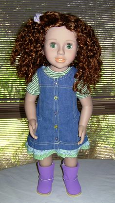 Australian Girl Doll, Matilda