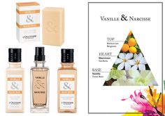 Vanille & Narcisse
