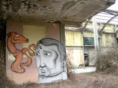 #StreetArt #UrbanArt - Sea Creative