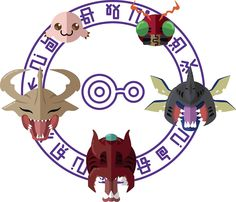 Digimon: Crest of Knowledge by Sindor