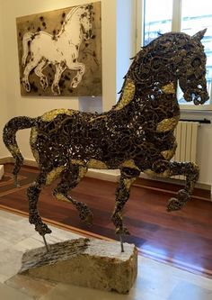 #Horse #Leonardo - PAF #Museum